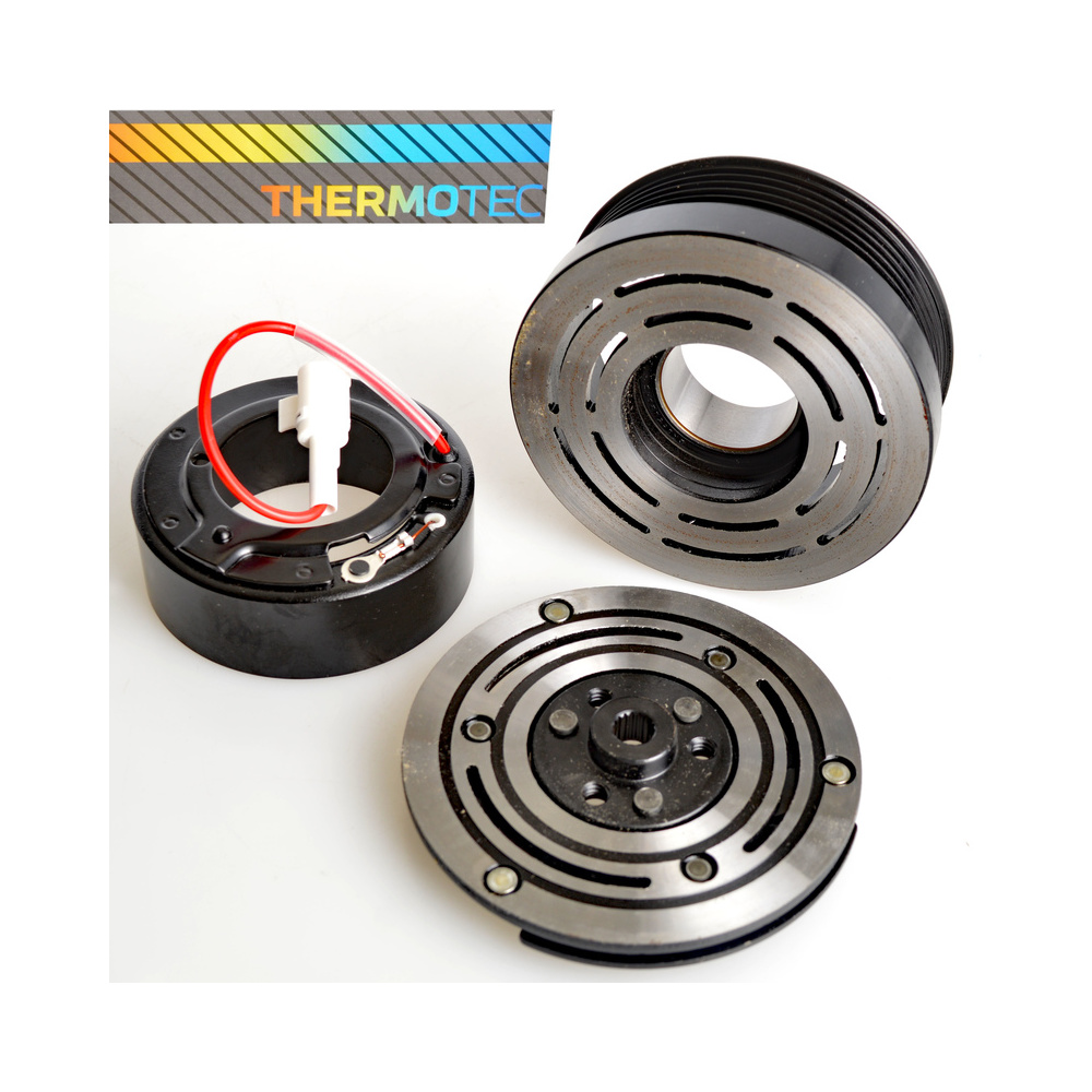 Kompressor Kupplung Kompressorkupplung THERMOTEC KTT040035 Magnetkupplung Klimakompressor Klima Magnetkupplung