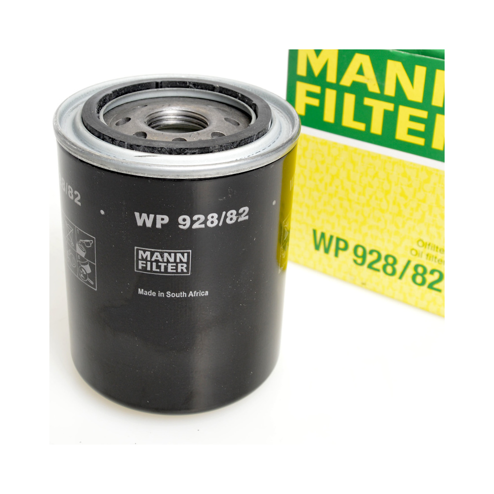 MANN-FILTER ÖLFILTER NISSAN WP928//82