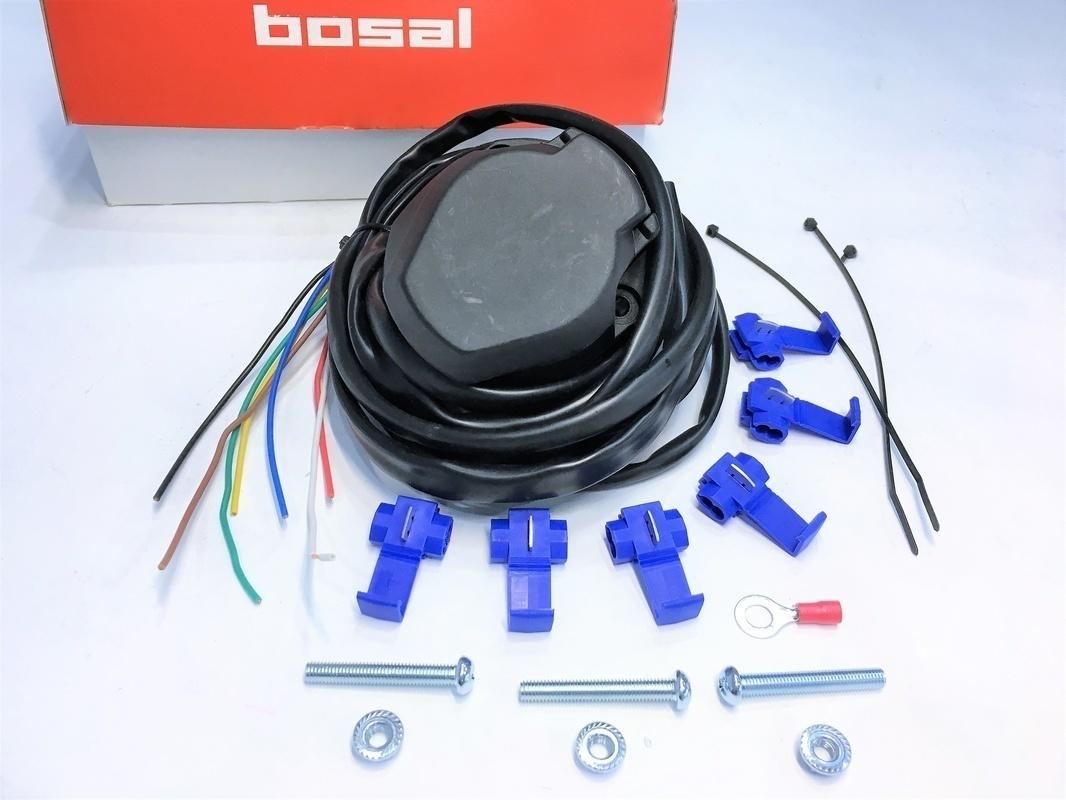 Anhängerkupplung BOSAL 012-058 Angebot3 Elektrosatz